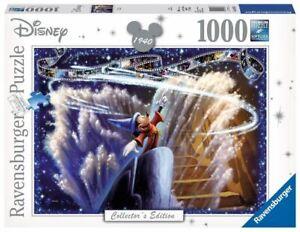 Ravensburger - Disney Moments 1940 Fantasia 1000pc - Jigsaw Puzzle
