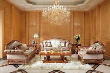 Classico Osti 3+2 Barocco Rococo Stile Antico Divano Divano Divani Sofà