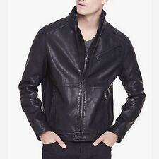 New Express Minus The Leather Biker System Jacket Size Small $228
