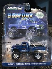 Greenlight~2018~Bigfoot~Original Monster Truck~1974 Ford F-250~Hobby Exclusive