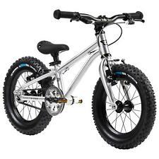 "Early Rider Kinder Fahrrad Seeker Mountainbike 14"" Aluminium 1 Gang Silber"
