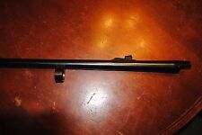 "Remington 870 Fully Rifled 20"" shotgun barrel 12 gauge slug glossy"
