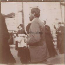 Sienne Siena Italie Italia Photo Amateur Vintage citrate ca 1900 #4