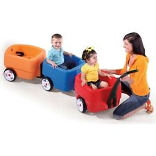 Step2 Choo Choo Trailer - Wagon Accessory Toddlers Play Ride On Comfortable New