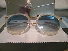 Vedi by Vedi Vero VJ607 X IVC gold / pearl sunglasses. Hand made. New in box.