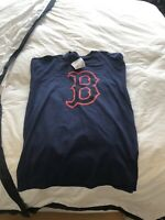 Fanatics Branded Boston Red Sox Red Team Long Sleeve T-Shirt Size XL