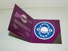 Galaxy Quest Emblem Patch Uniform Prop Replica Loot Crate Exclusive NEW