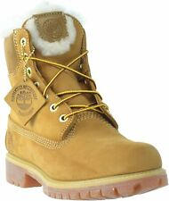 Timberland Men's 6 Inch Sherling Lined Boots (Insulated, Waterproof, 2 Colors)