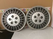 GRAND AM PONTIAC 1985 1986 1987 1988 1989 HUBCAPS WHEEL COVERS (2)