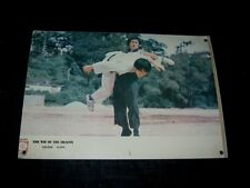 Orignl RETURN OF WAY OF THE DRAGON BRUCE LEE Country Of Origin GOLDEN HARVEST #6