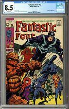 Fantastic Four #82 CGC 8.5