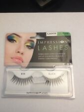 IMPRESSION HUMAN HAIR 100% PURE REMY HAIR LASHES In Black