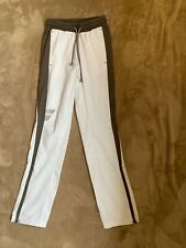 BABOLAT White Tennis Trousers. Size XS. Excellent Condition