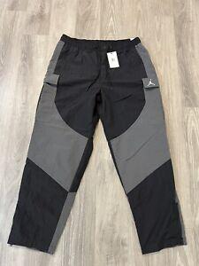 NEW Nike Air Jordan 23 Engineered Cargo Woven Pants Men's 2XL Black DH3290-010