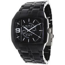 Diesel Men's Domination 44mm Plastic Band Acetate Case Quartz Watch DZ1549