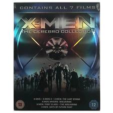 X-men Franchise - The Cerebro Collection Blu-ray 2014 DVD Region 2