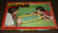Vintage Football Board Game By Chemoplast Brno With Extras