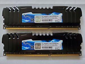 ✔✔ G.SKILL Ripjaws Z 16GB (2 x 8GB) 2400MHz DDR3 PC3-19200 ✅CL10✅ GSKILL