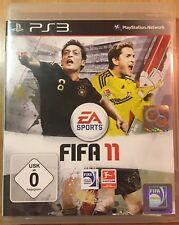 Ps3-GIOCO FIFA 11-COMPLETO DI SCATOLA ORIGINALE