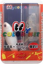 LUCKY CRAFT JAPAN Hagane 70PS - Color Kit + Pearl White