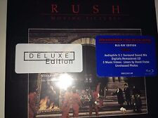Rush - Moving Pictures (30th Anniversary Deluxe CD + Blu-Ray)
