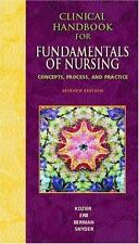 Clinical Handbook for Fundamentals of Nursing: Concepts, Procedure and Practice