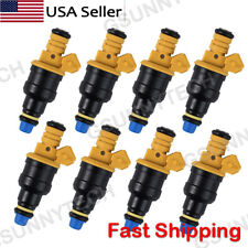 8pcs OEM Fuel Injectors EV1 GM TPI 22lb/3Bar 5.7L 5.0L 1985-1992 Corvette Camaro