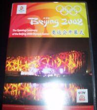 Beijing 2002 Olympics The Opening Ceremony (All Region) DVD – Like New