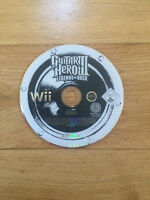 Guitar Hero III (3) Legends of Rock for Nintendo Wii *Disc Only*