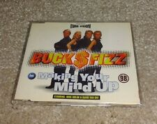 Eurovision Song contest 1981 UK Bucks Fizz Making Your Mind Up 1998 version CD