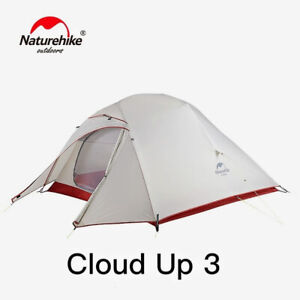 Naturehike Cloud Up 3 Person Waterproof Ultralight Camping Double layer Tent