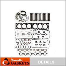 Head Gasket Set Timing Belt Kit Water Pump Fit 02-06 Hyundai Santa Fe Kia G6CU