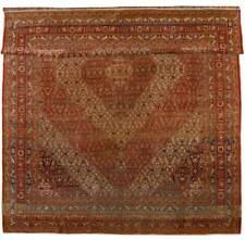 2491-Grande Capolavoro Antico Tappeto da Museo Haji Jalili  370x287 Cm Farah1970