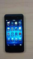 BlackBerry Z10 - Black - (Telus) STL100-3 - Good Condition