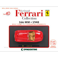 DeAgostini 166 MM 1948 1/24 Model Le Grandi Ferrari Collection No.40 Japan New