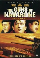 The Guns of Navarone [New DVD] Collector's Ed, Dolby, Dubbed, Subtitled, Wides