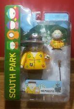South Park Mezco Series 6 Action Figure Mephesto with kevin & cane