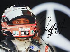 Gary Paffett SIGNED , HWA-Mercedes-Benz C- Klasse , DTM Portrait 2013