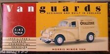 MORRIS MINOR VAN MOTORING SERVICE VANGUARDS UK 1/43 NEW
