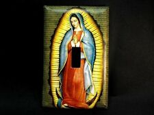 Virgin de Guadalupe Light Switch Plate Cover