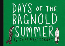 Days of the Bagnold Summer By Joff Winter NEW (Paperback) Book