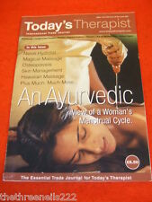 TODAY'S THERAPIST - WOMAN'S MENSTRUAL CYCLE - MAY 2007