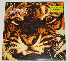 Philippines SURVIVOR Eye Of The Tiger LP Record