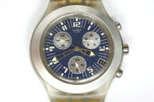 Swatch AG 2001 Irony Chronograph Watch for Hobby Watchmaker - 145934