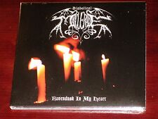 Diabolical Masquerade: Ravendusk In My Heart CD 2007 Peaceville Recs Digipak NEW