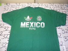 XL- NWOT Viva Mexico Soccer Fruit Of The Loom Brand T- Shirt