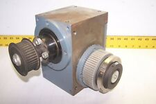 SONZOGNI CAMME GEAR BOX 6:1 RATIO  SN 63-4A 14H-270/2-D