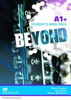 Beyond A1+ Student's Book Pack by Campbell, Robert|Metcalf, Rob|Benne, Rebecca (