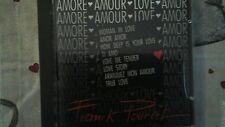 POURCEL FRANCK - AMORE AMOUR LOVE AMOR. RARO CD!