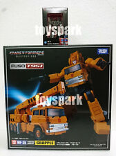 Takara Transformers Masterpiece MP35 Mp-35 Grapple Action Figure Japan